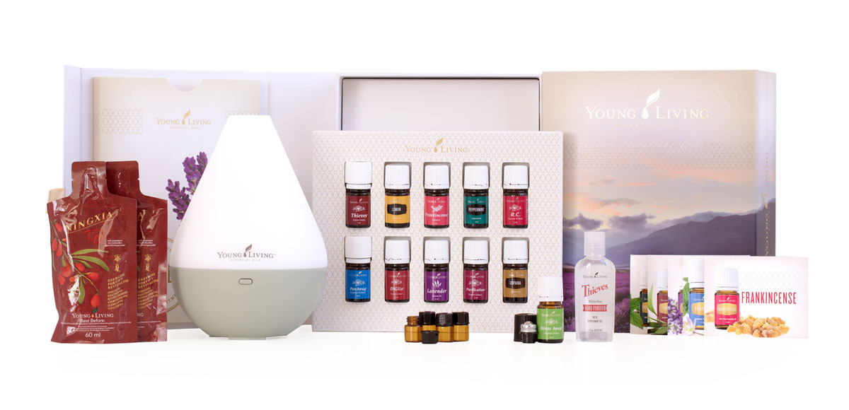 basic starter kit young living oils